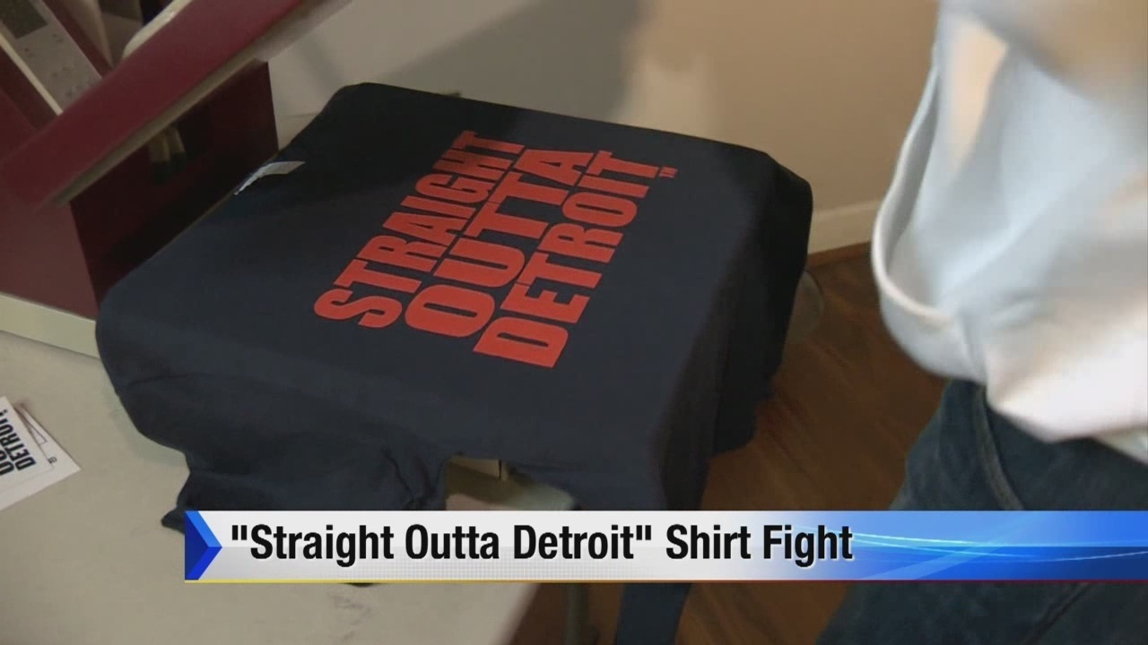 creator of straight outta detroit fighting bootleg versions