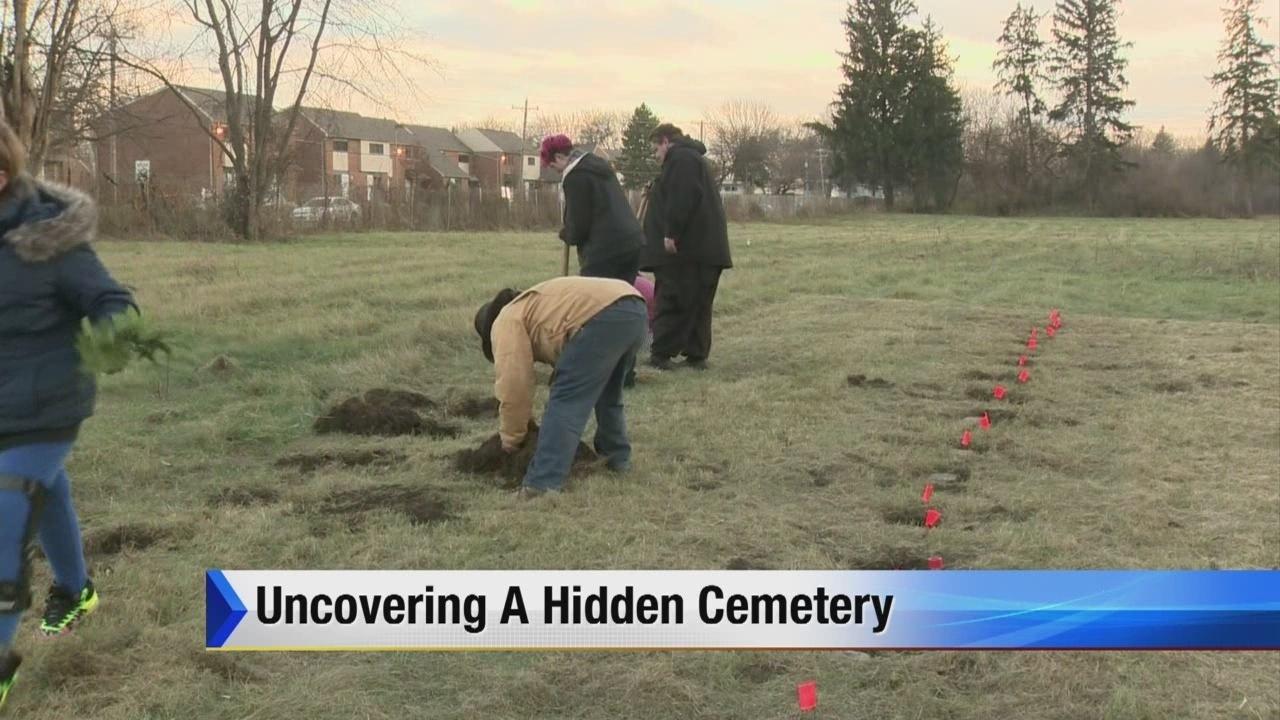 Hidden Eloise graves uncovered in Westland