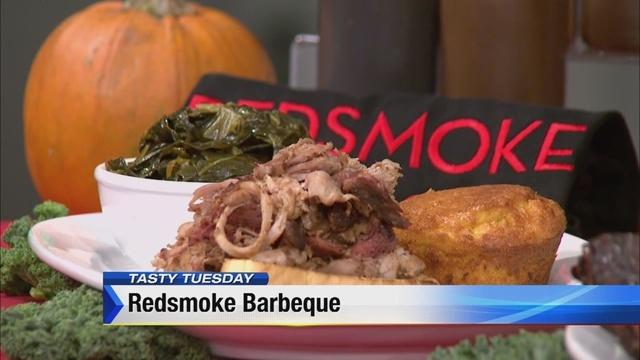 Tasty Tuesday: Red Smoke