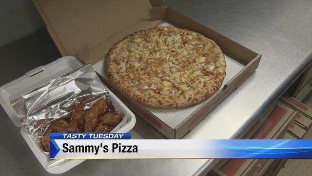 Tasty Tuesday: Sammy's Pizza