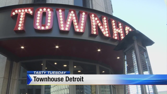 Tasty Tuesday: The Townhouse Detroit