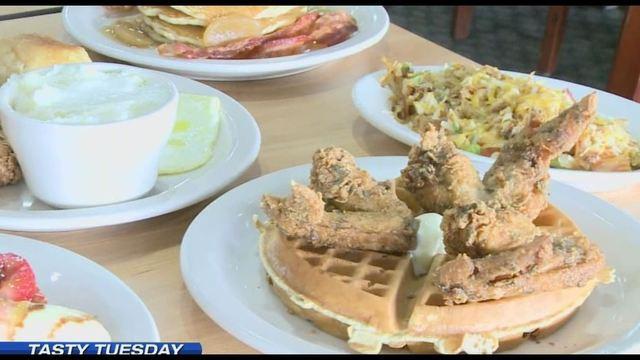 Tasty Tuesday: The Southfield Pancake House