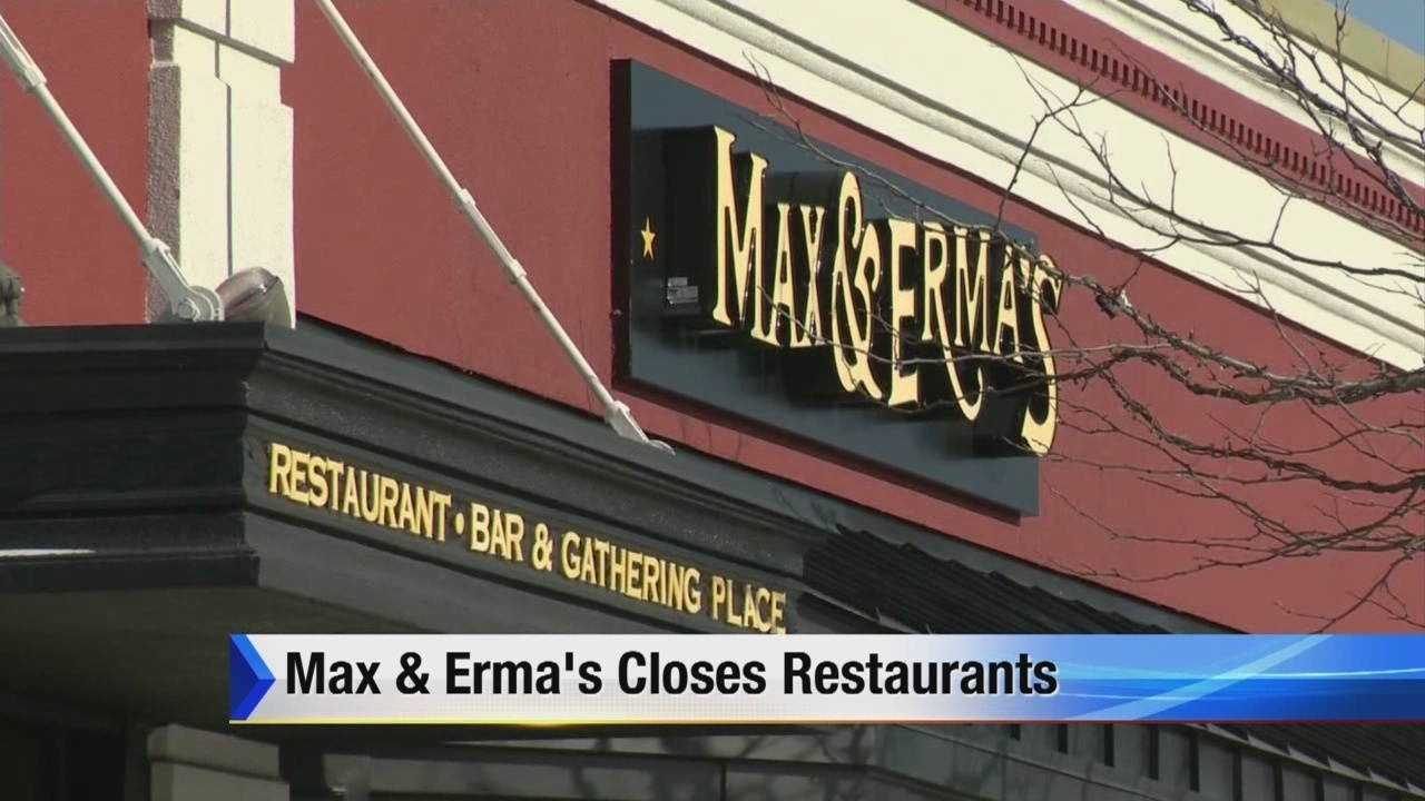 max and erma's restaurant - 1280×720