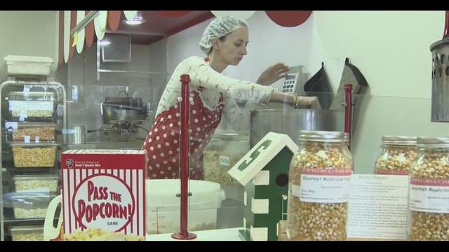 Tasty Tuesday visits Pop's Corn & Candy Shoppe