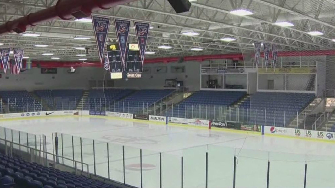 Plymouth Ice Arena To Host 2017 Iihf Women S World Hockey