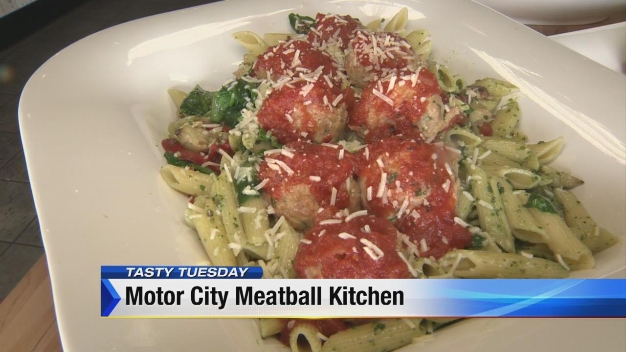 tasty tuesday motor city meatball kitchen - Meatball Kitchen