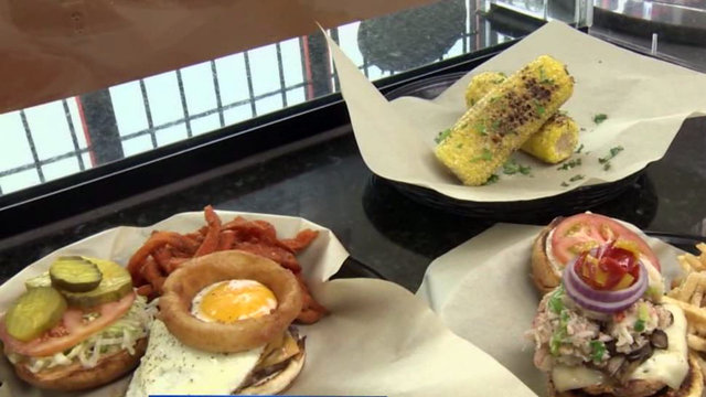 Tasty Tuesday: The Great Lakes Burger Bar
