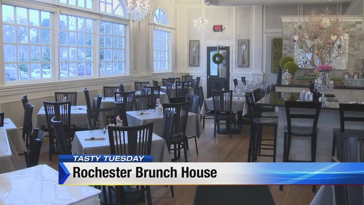 Tasty tuesday the rochester brunch house for Rochester house
