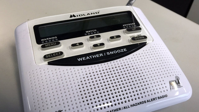 Weather Radio Campaign Day is more important than ever