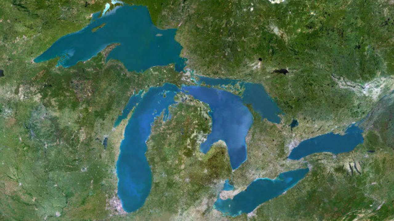 Explorers to search for prehistoric life under Great Lakes