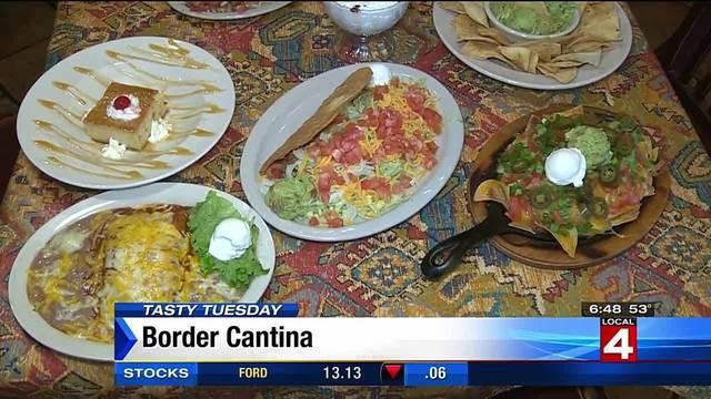 Tasty Tuesday: Border Cantina in Novi