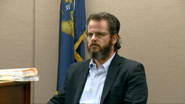 Former Michigan state Rep. Todd Courser sentenced