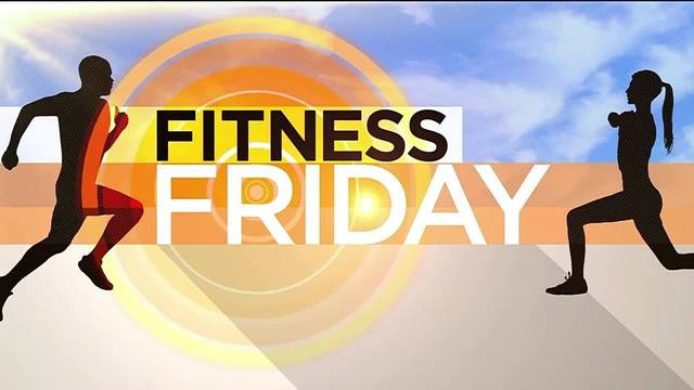 Fitness Friday: Rock climbing at Planet Rock