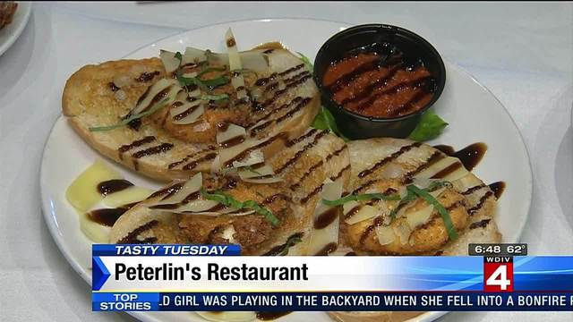 Tasty Tuesday: Peterlin's