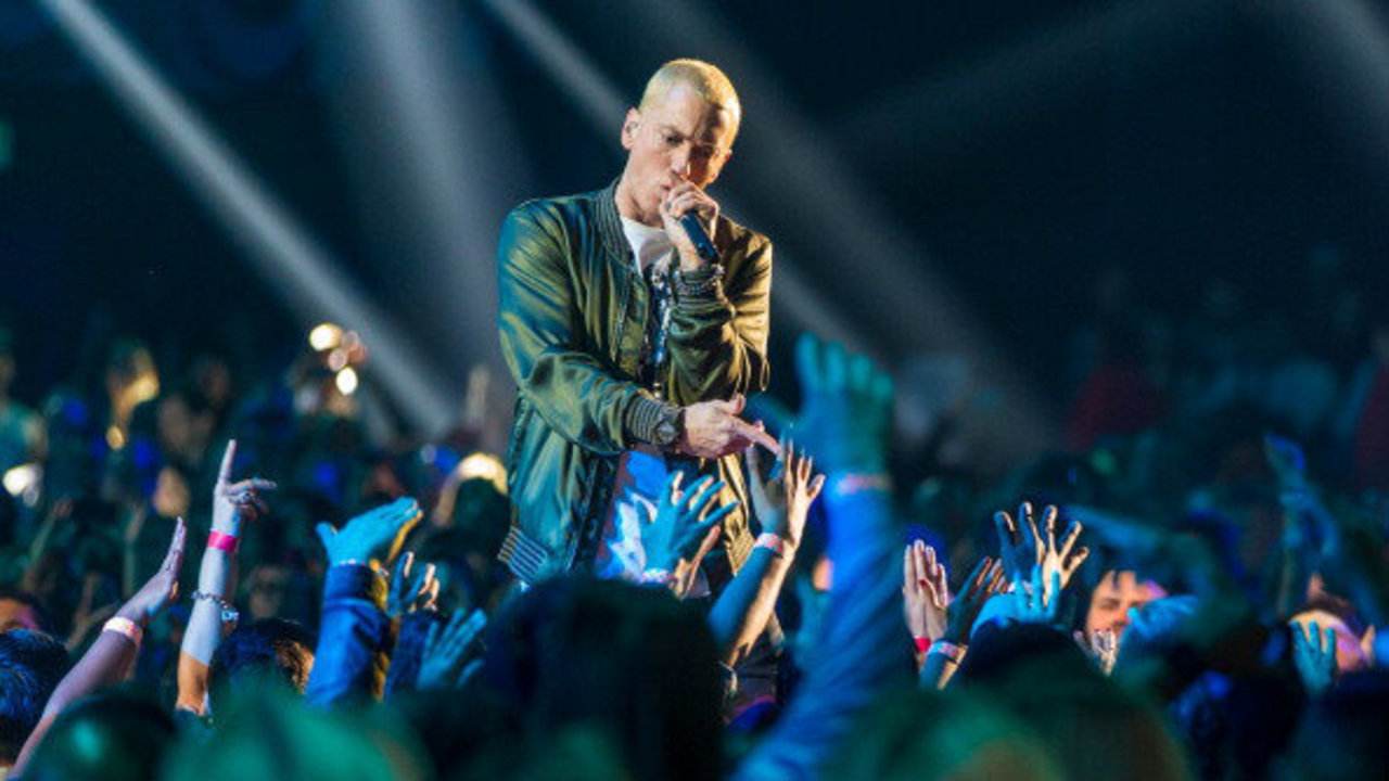 Eminem partners with Detroit-based StockX for hurricane relief; will match up to $250K