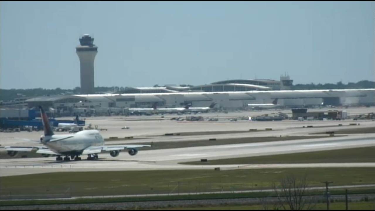 Blue Parking Deck Reopens At Detroit Metro Airport After