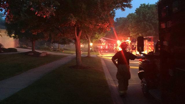 Novi homes damaged by fire 3