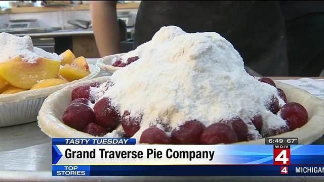 Tasty Tuesday: Grand Traverse Pie Company