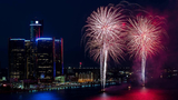 Detroit Ford Fireworks weather forecast: Dry and cool