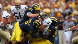 Michigan football will play Notre Dame in middle of 2019 Big Ten schedule