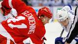 Detroit Red Wings center Luke Glendening to miss 3-4 months after ankle surgery