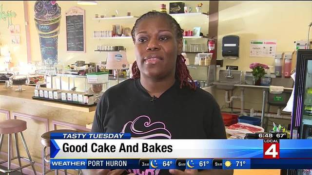 Tasty Tuesday: Good Cakes and Bakes in Detroit