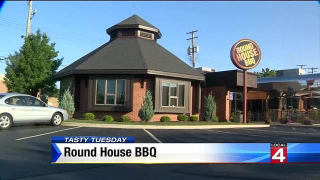 Tasty Tuesday: Round House BBQ