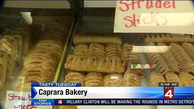 Tasty Tuesday: Caprara Bakery