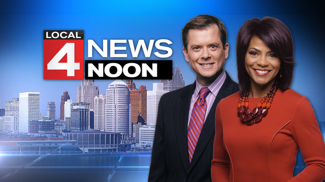 Watch Local 4 News at Noon -- May 10, 2019