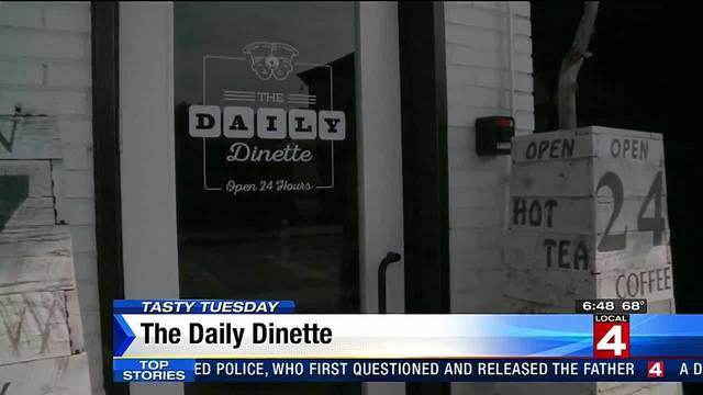 Tasty Tuesday: Daily Dinette