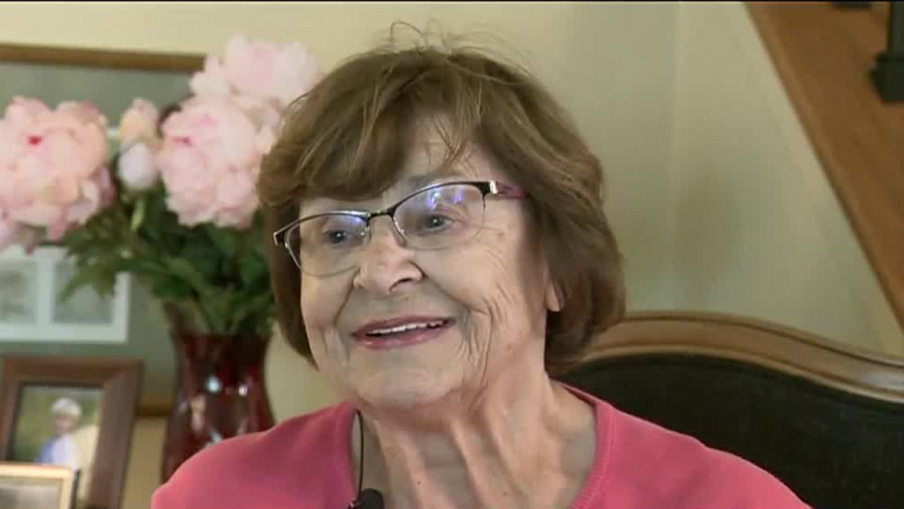 a story about a eighty seven year old woman mary Eighty wheelchair tennis athletes are convening in grand rapids for the 2018   but the 17-year-old from east grand rapids had to hang up her toe shoes when .