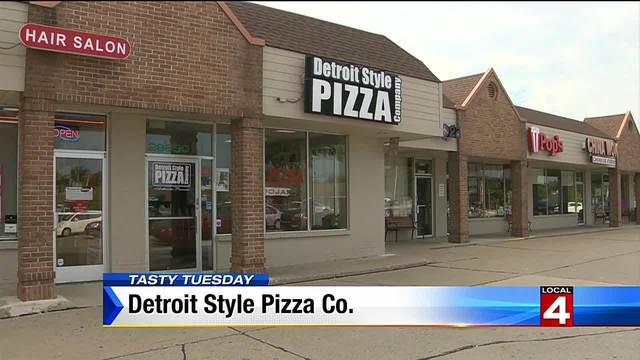 Tasty Tuesday: Detroit Style Pizza Co.