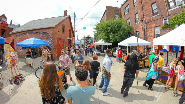Dally in the Alley returns to Detroit's Cass Corridor for 42nd year
