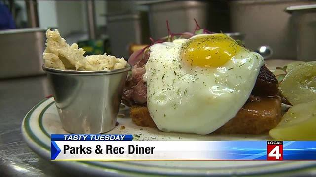 Tasty Tuesday: Parks and Rec Diner