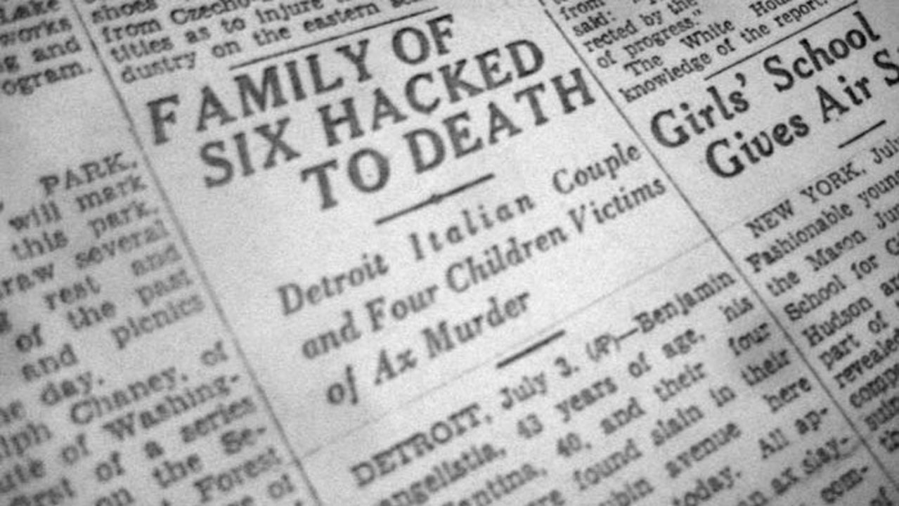 St  Aubin Street Massacre: 1929 Detroit family murders still
