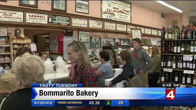 Tasty Tuesday: Bommarito Bakery