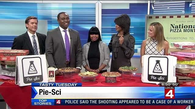 Tasty Tuesday: Pie-Sci
