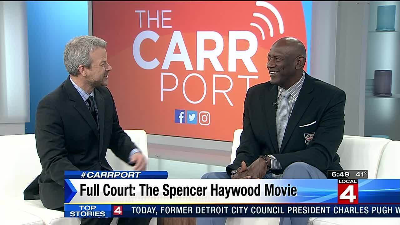 NBA Hall of Famer Spencer Haywood es home to Michigan