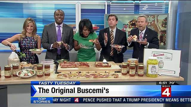 Tasty Tuesday: The Original Buscemi's
