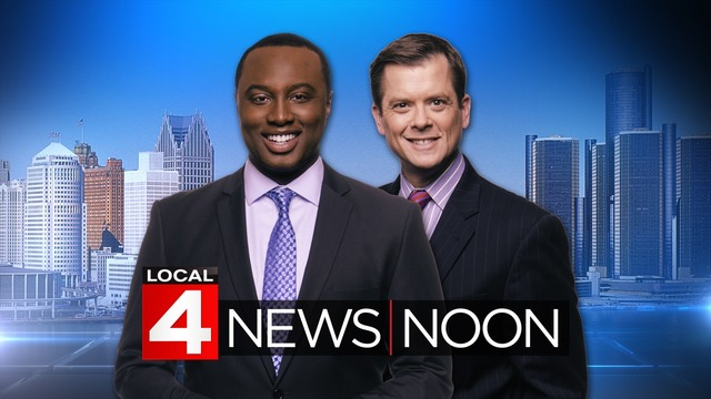 Watch Local 4 News at Noon -- July 11, 2019