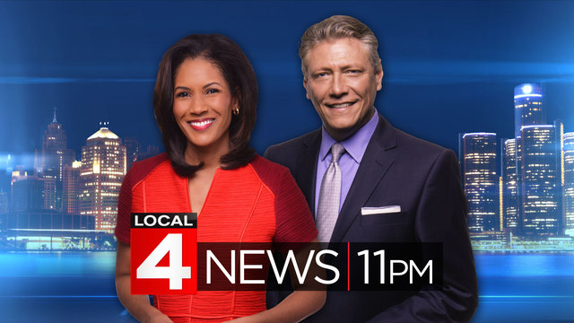 Local 4 News at 11 -- May 23, 2019