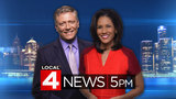 Watch Local 4 News at 5 -- June 26, 2017