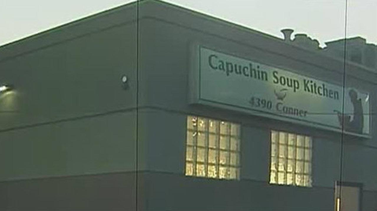 Capuchin Soup Kitchen Broken Into Overnight On Detroitu0027s East.