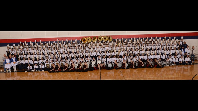 Fraser High School Marching Band