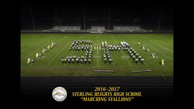 Sterling Heights Marching Stallions