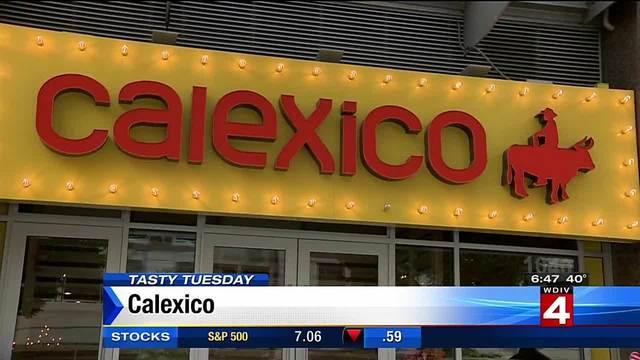 Tasty Tuesday: Calexico