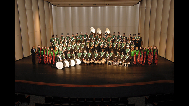 Allen Park Marching Band 2016