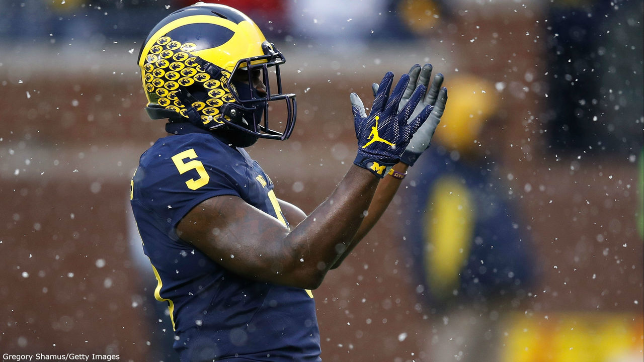 96016413250 Michigan football star Jabrill Peppers declares for NFL draft