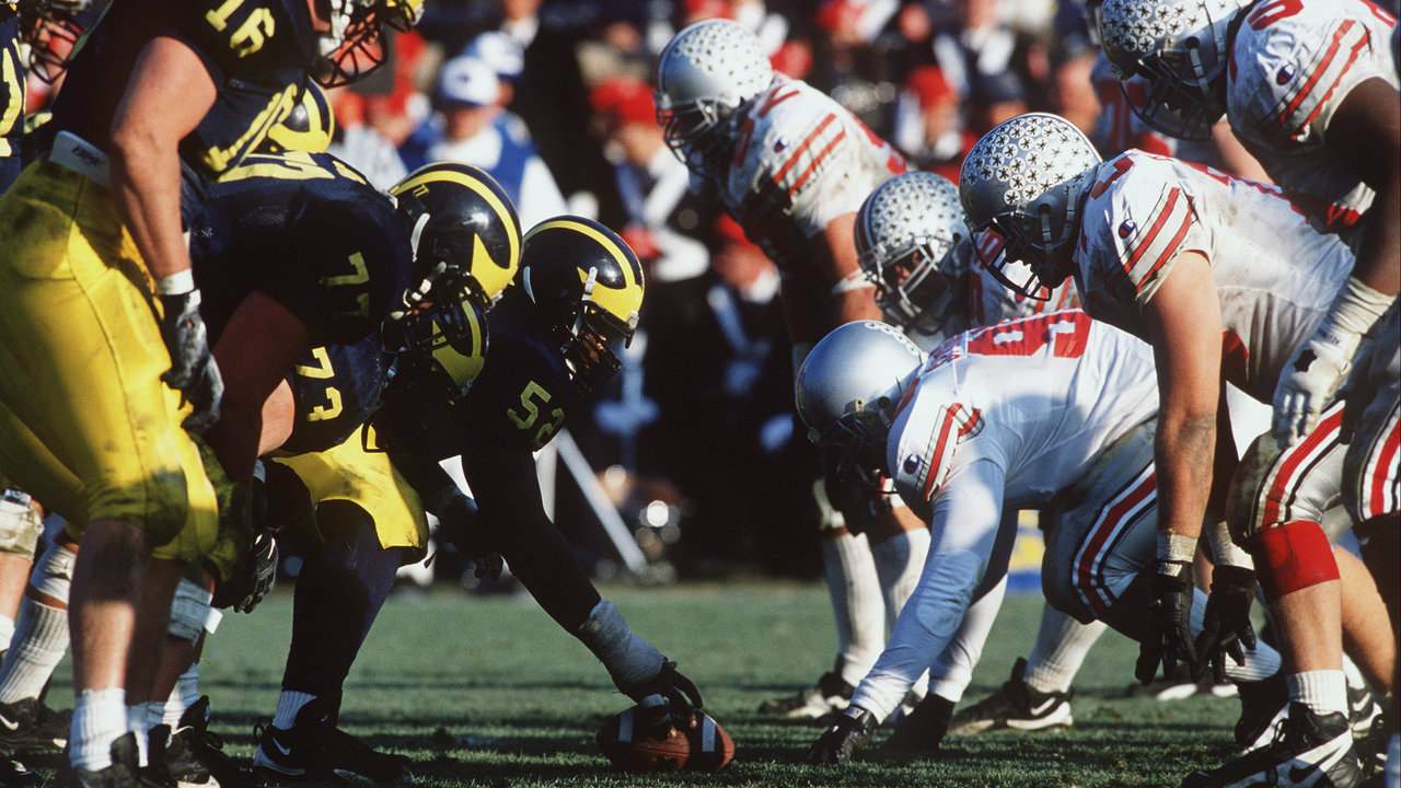 Michigan-Ohio State football game time countdown clock
