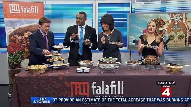 Tasty Tuesday: Falafill